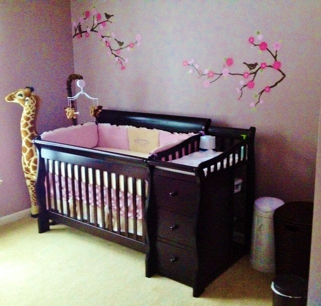 princeton zoom ch cribs babies with cherry r convertible changer us buy crib sorelle in