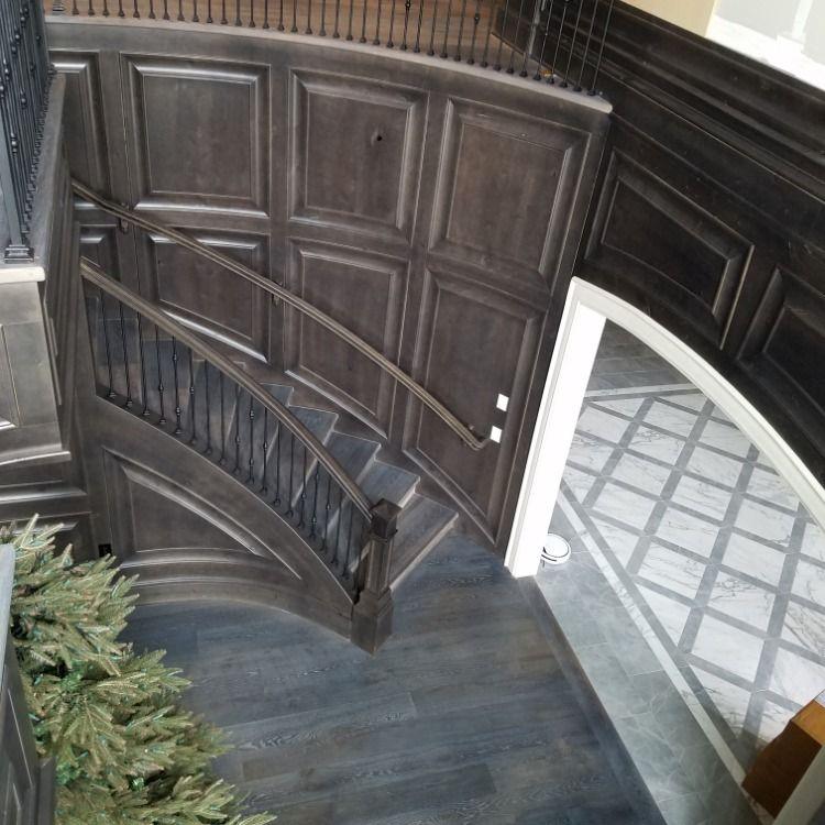 Best Custom Finish From Castle Bespoke Castle Bespoke Stair 400 x 300