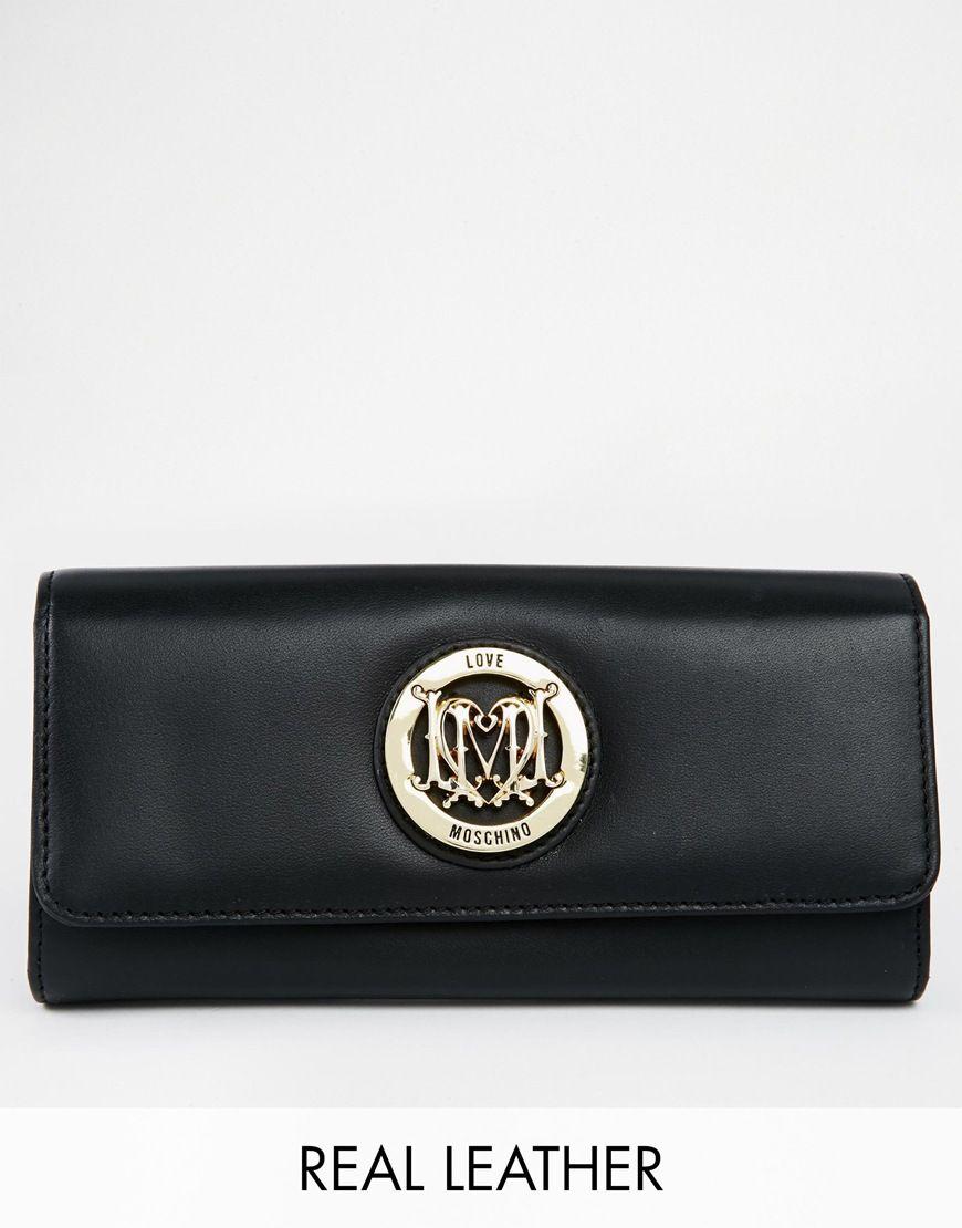 Image 1 ofLove Moschino Leather Purse