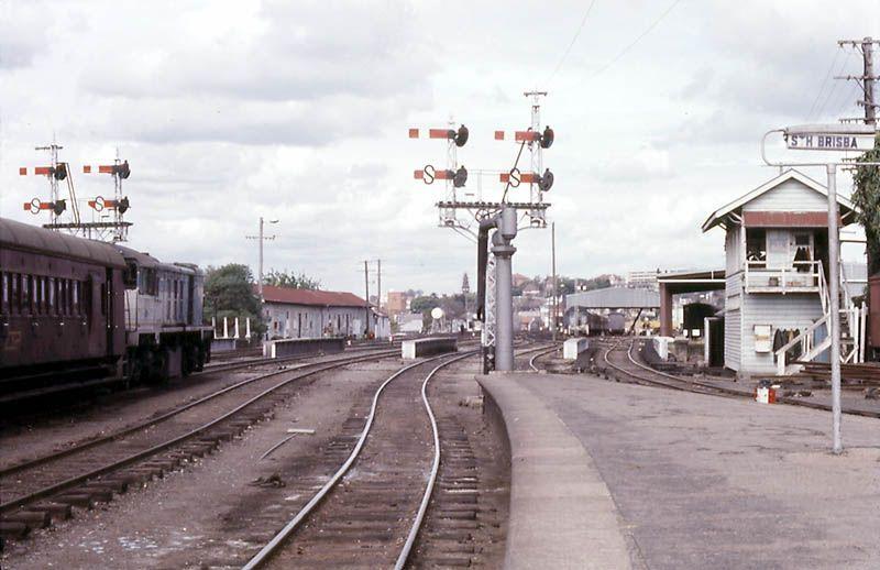 Brisbane 1970s In Colour   South Brisbane