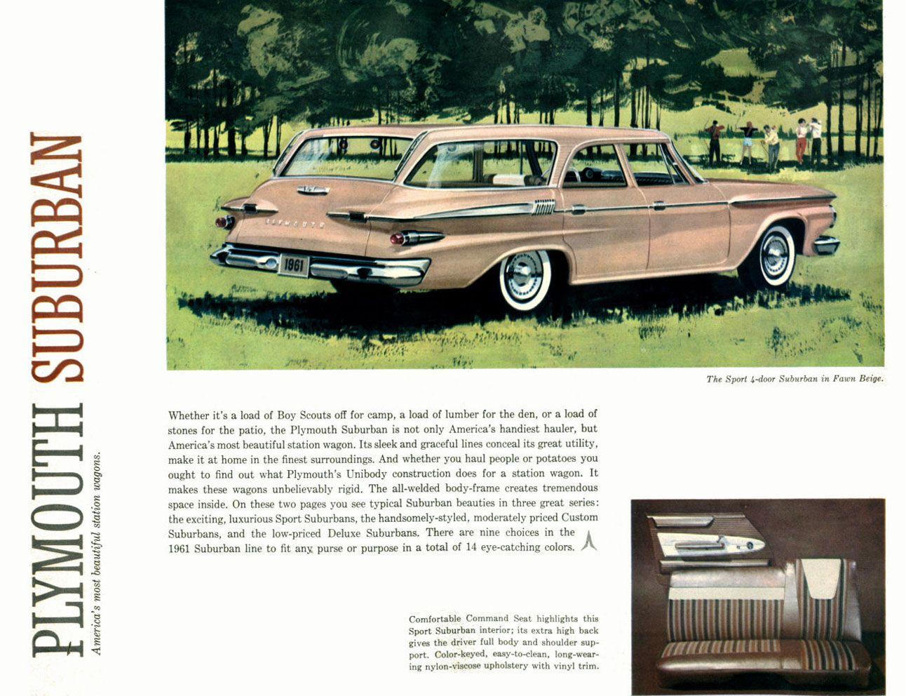 1961 plymouth suburban station wagon station wagon
