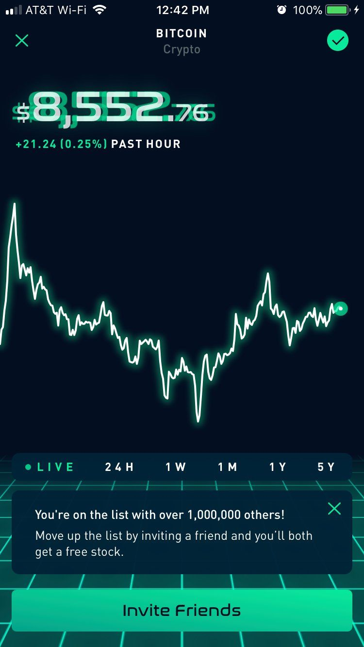 How to use Robinhood, the nofee stock and cryptocurrency
