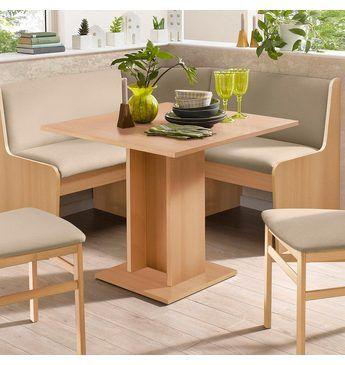 Säulen-Esstisch, Breite 75 cm Eß-Tische (rustikal/modern) Jetzt