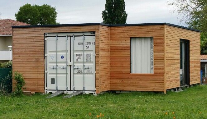 Garage Atelier Container Maritime Container House Container