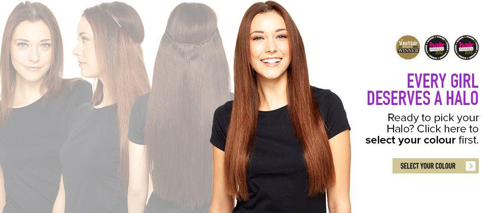 The Halo Hair Extensions Hair Pinterest Halo Hair Hair