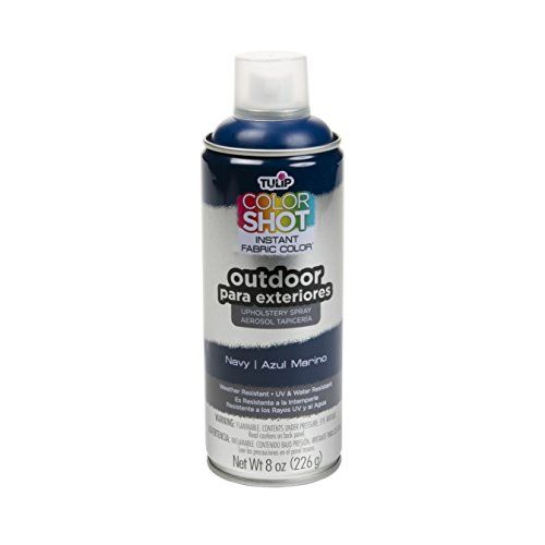Tulip ColorShot Outdoor Upholstery Spray Navy Tulip https://www ...
