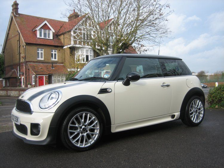 Mini Cooper D John Cooper Works Sports Pack For Sale In West Sussex