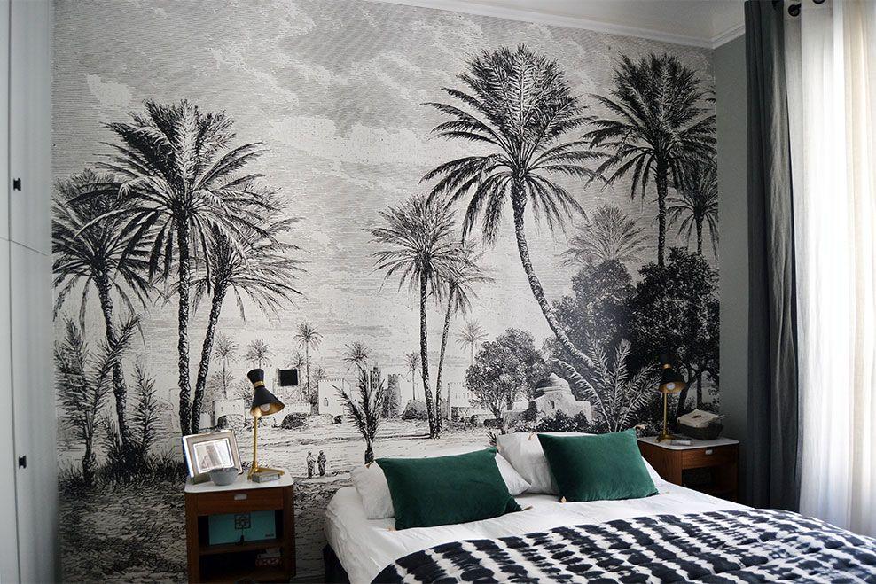 Visite Privee Un Appartement Haussmannien Cosy Colore Et