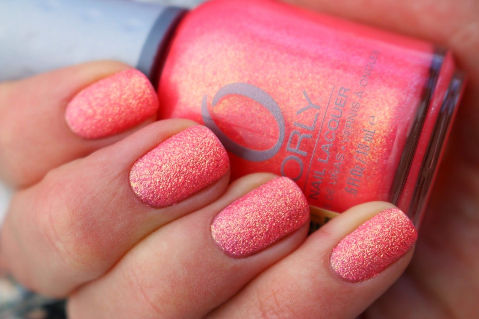 Orly - Just Peachy | Nails | Pinterest