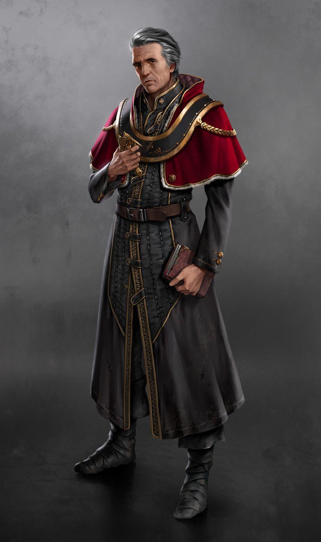 Cardinal Luciano (renewal), yoon ☆