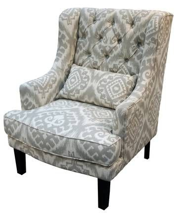 Genial Ikat Armchair L Eco Friendly Lounge Chairs Online L Wing Arm Chairs