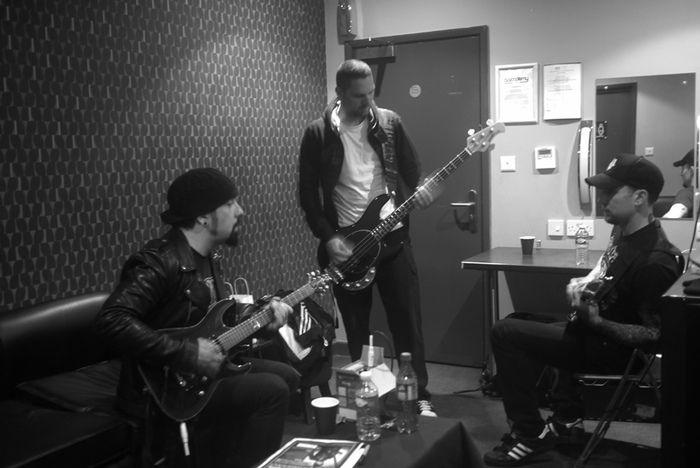 Guitar Gangsters #volbeat