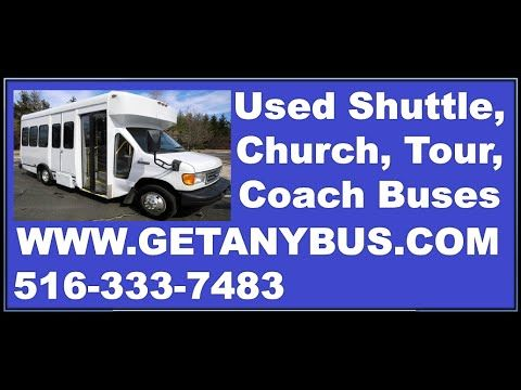 Church Bus Used Buses For Sale Used Bus For Sale 2007 Ford