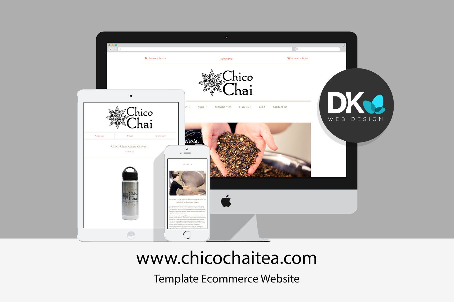 We Developed A Template E Commerce Website For A Local Business Chico Chai Chicochai Chicoca Website Ecommerce Website Design Website Design Web Design