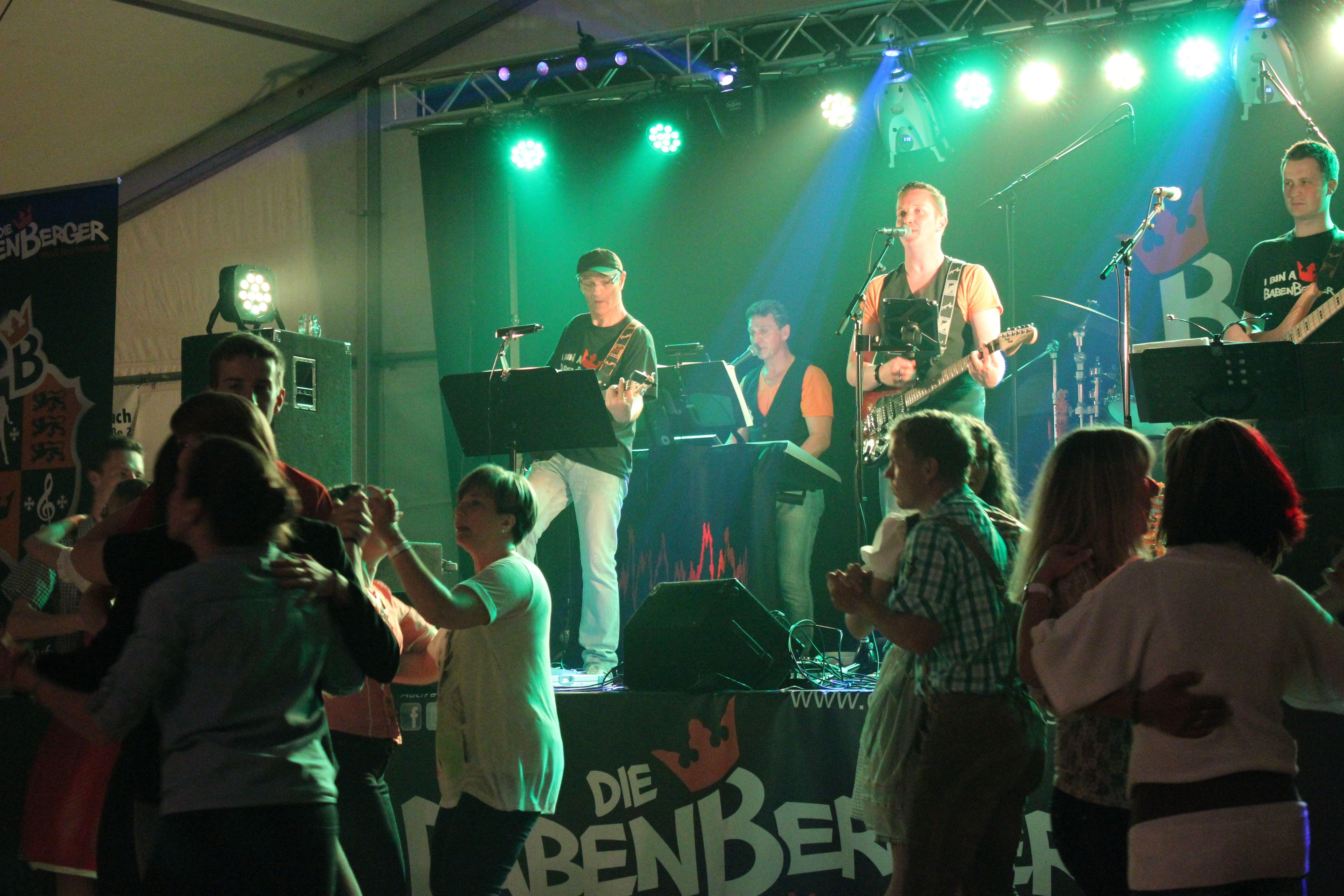 Die Babenberger - Partyband, Stimmungsband, Coverband, Tanzband, www.diebabenberger.at