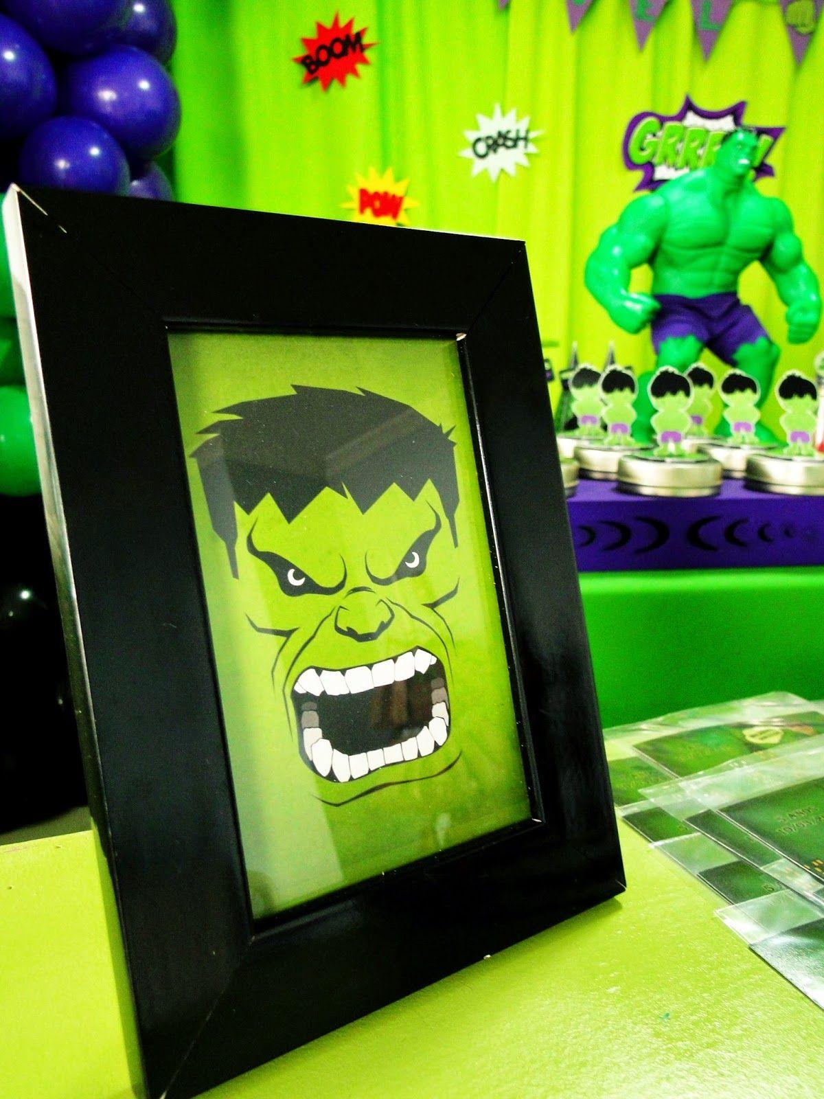 Incrivel Hulck Classy o incrível hulk para o mateus !   hulk party, fiestas and hulk