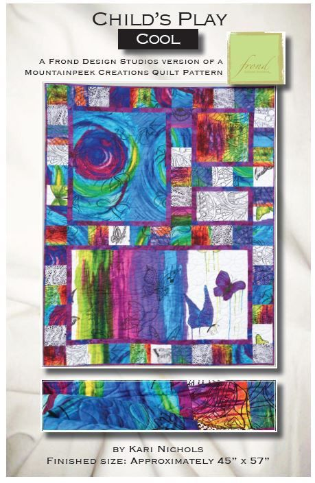 Child's Play in Metamorphosis Cool Quilt Pattern - Delve MIY | Pat ... : cool quilt patterns - Adamdwight.com