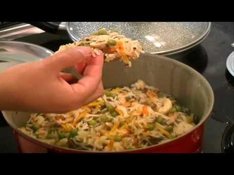Vegetarian Recipe #13 - Pulao - Healthy Cooking - Indian Food - Brahma Kumaris - Easy Fat Loss Cooking  Grab the free recipes ebook at http://easyfatlosscooking.com