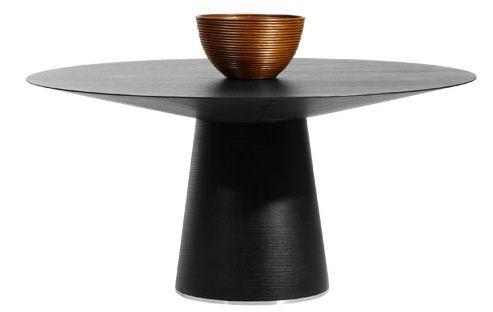 Boconcept amari modern round dining table for Boconcept dining table