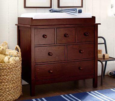 Kendall Nursery Dresser Amp Topper Set Changing Table