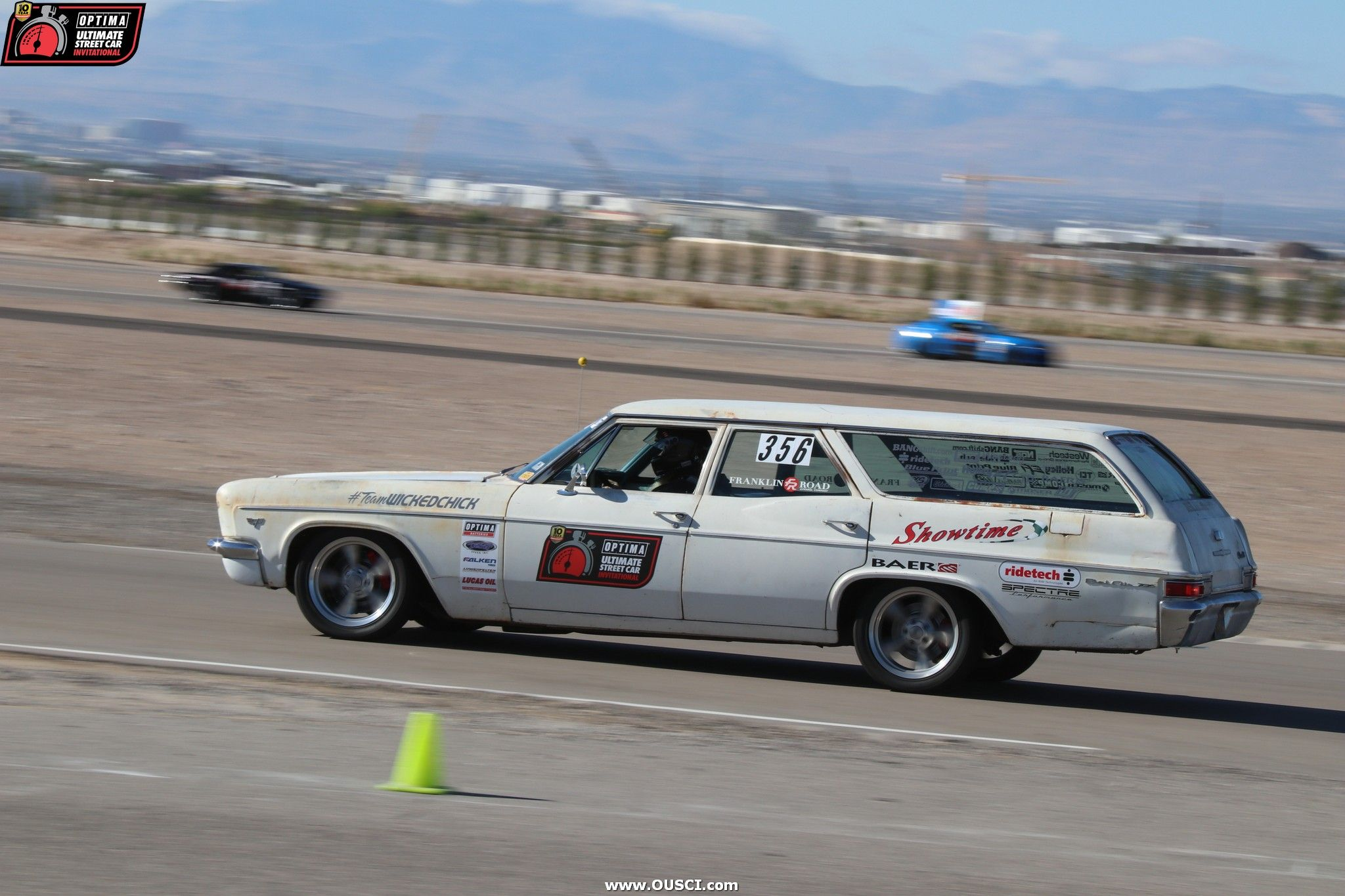 Chad Reynolds 1966 Chevrolet Belair Stationwagon At The 2017