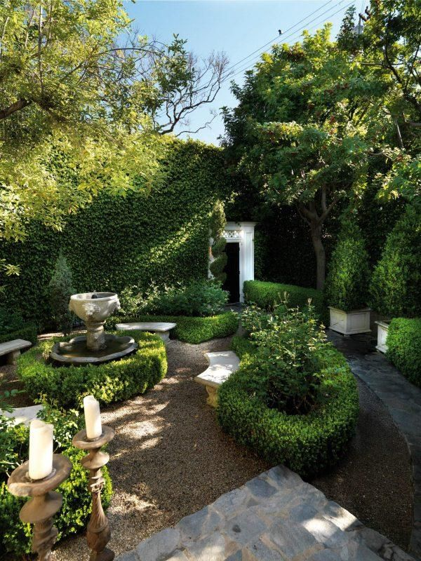 Secret Garden Landscape Ideas Garden landscape design