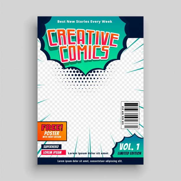 Image Result For Book Cover Template Toon4 Pinterest Plantilla