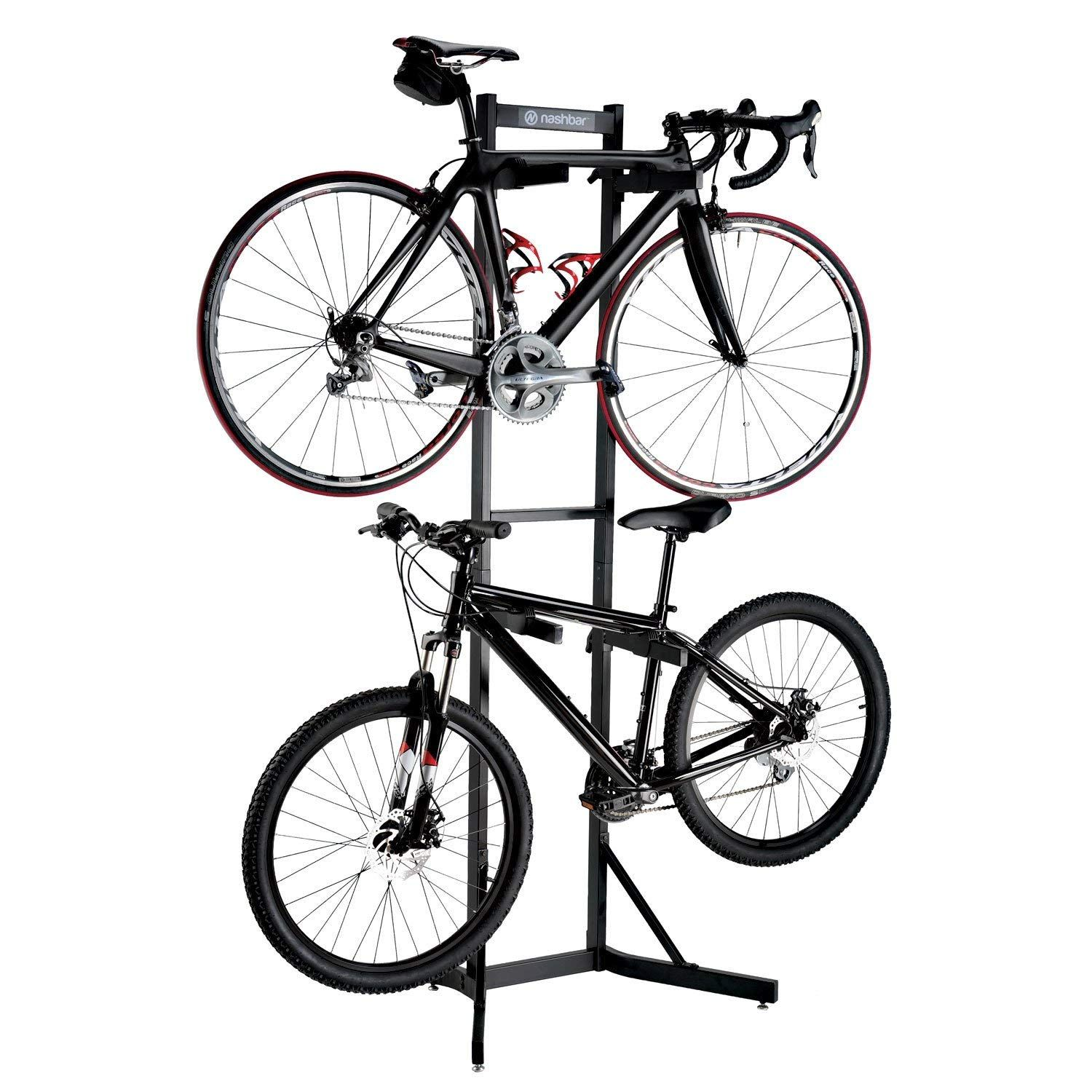 Amazon Com Nashbar Steel Bike Rack Indoor Bike Storage