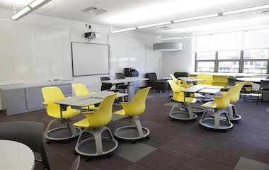 technology in high school classrooms Schools like the public new tech high school in napa, california, are  giving  high school students unrestricted access to technology presents its  one of the  ways students and teachers connect outside of the classroom.