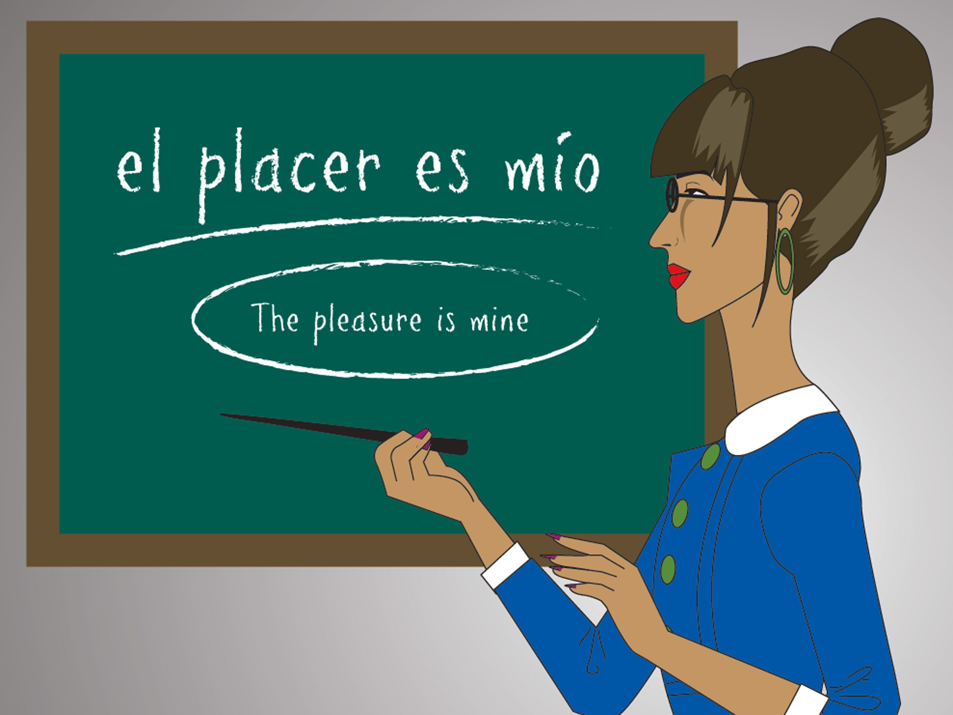 How To Say You Re Welcome In Spanish How To Speak Spanish Spanish Sayings