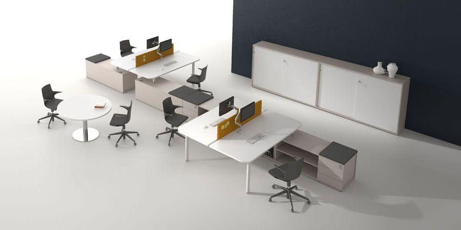 Mobili per Ufficio dal Design Moderno: 25 Idee di Arredo ...