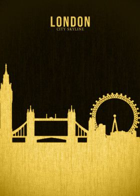 LONDON 1 | Displate thumbnail