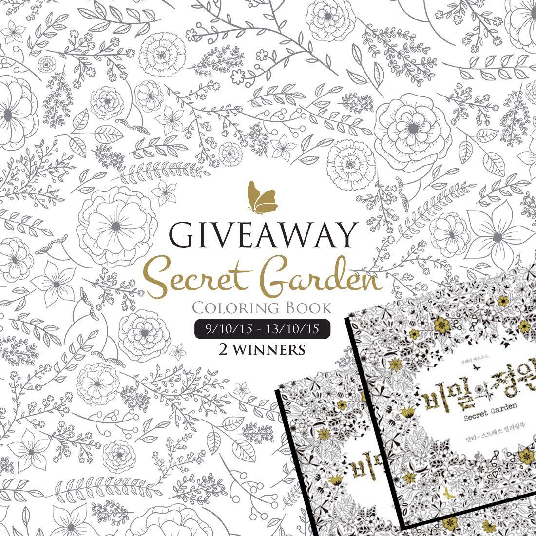 Get Secret Garden Coloring Book For Free Avenue86 Secretgarden