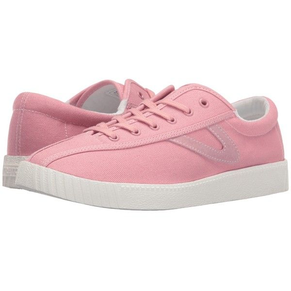 Tretorn Nylite Plus (PinkPinkPink) Women's Lace up casual