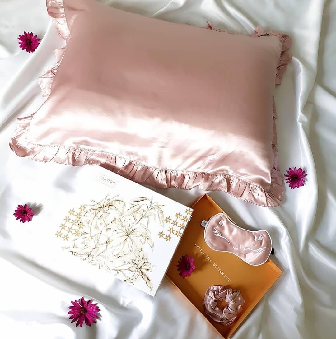 收藏到 Mulberry Silk Pillowcases