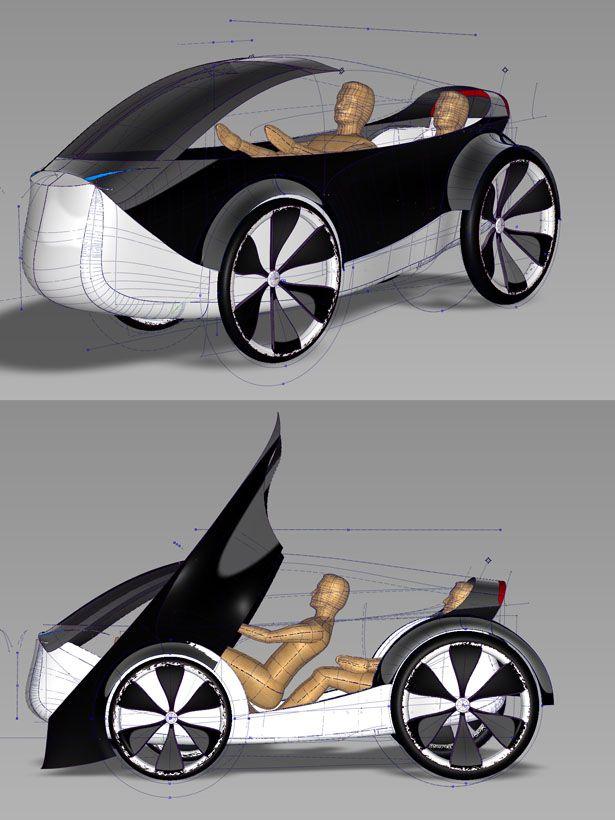 Mangalicanga Two Seater Car6