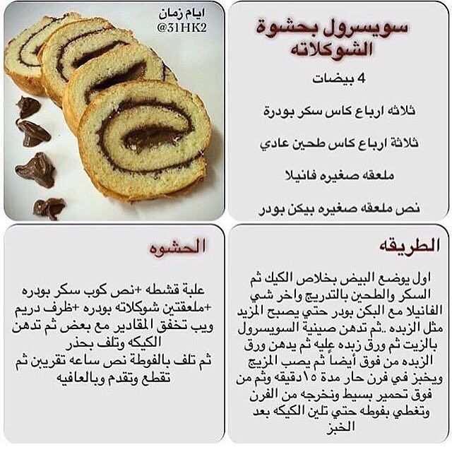Pin By Roon Adel On سويتات Arabic Sweets Recipes Cooking Recipes Desserts Deli Food