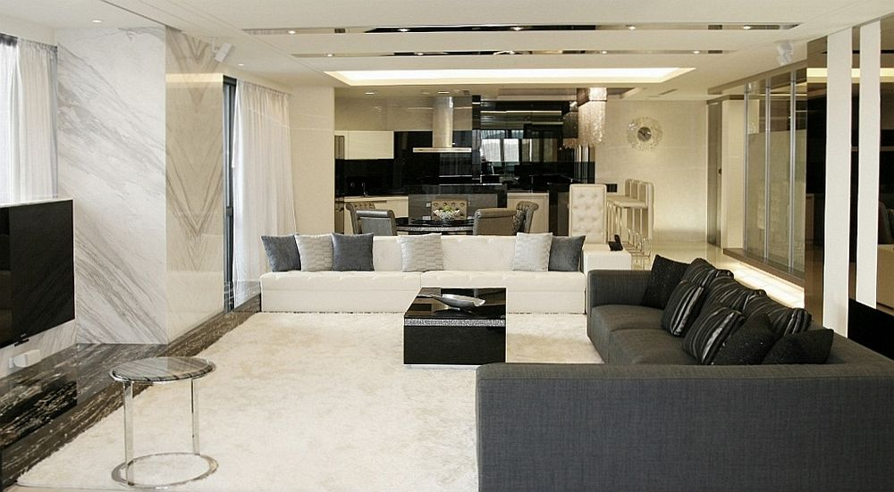 Urban Style HongKong Interior Design Ideas Apartment