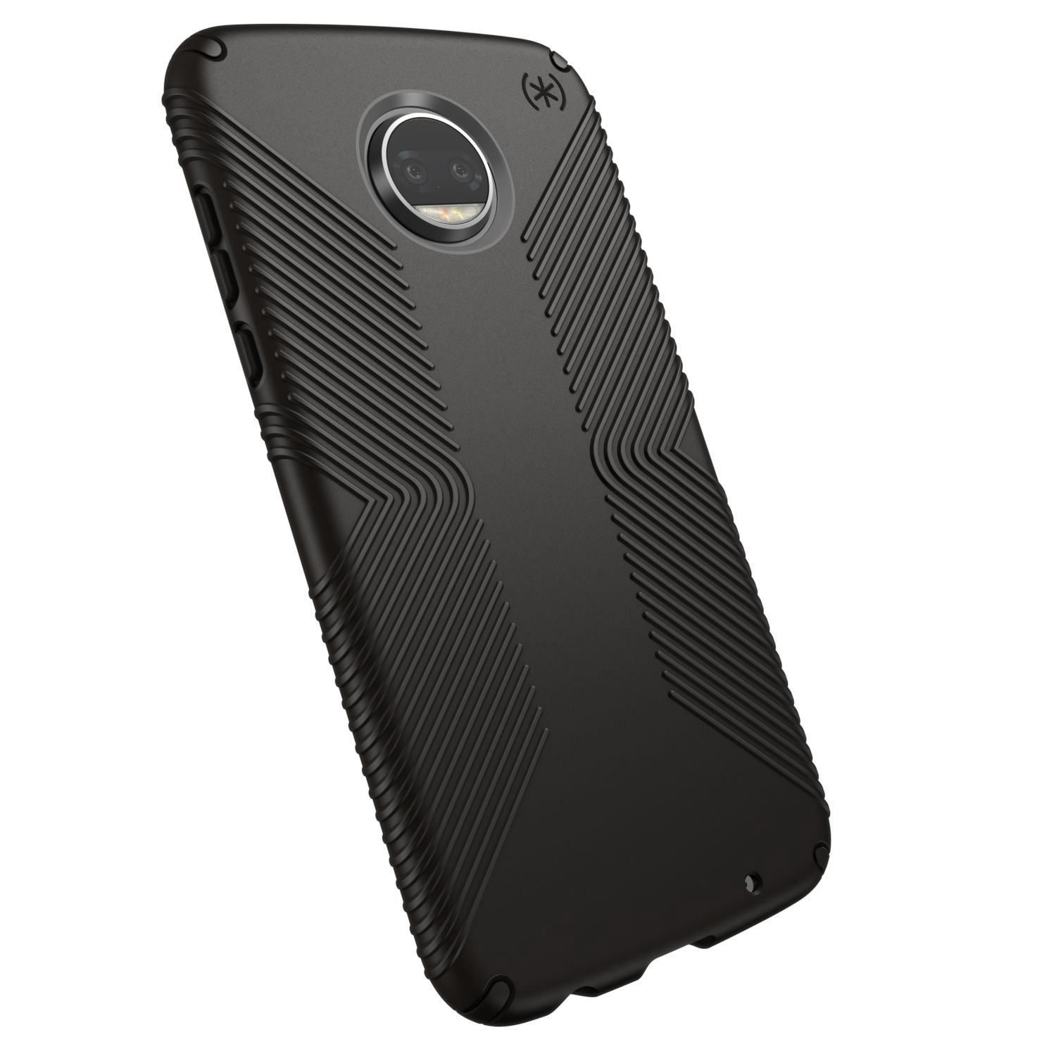 Twilight Vision White Speck That >> Speck Presidio Grip Motorola Moto Z2 Play Cases Black Black
