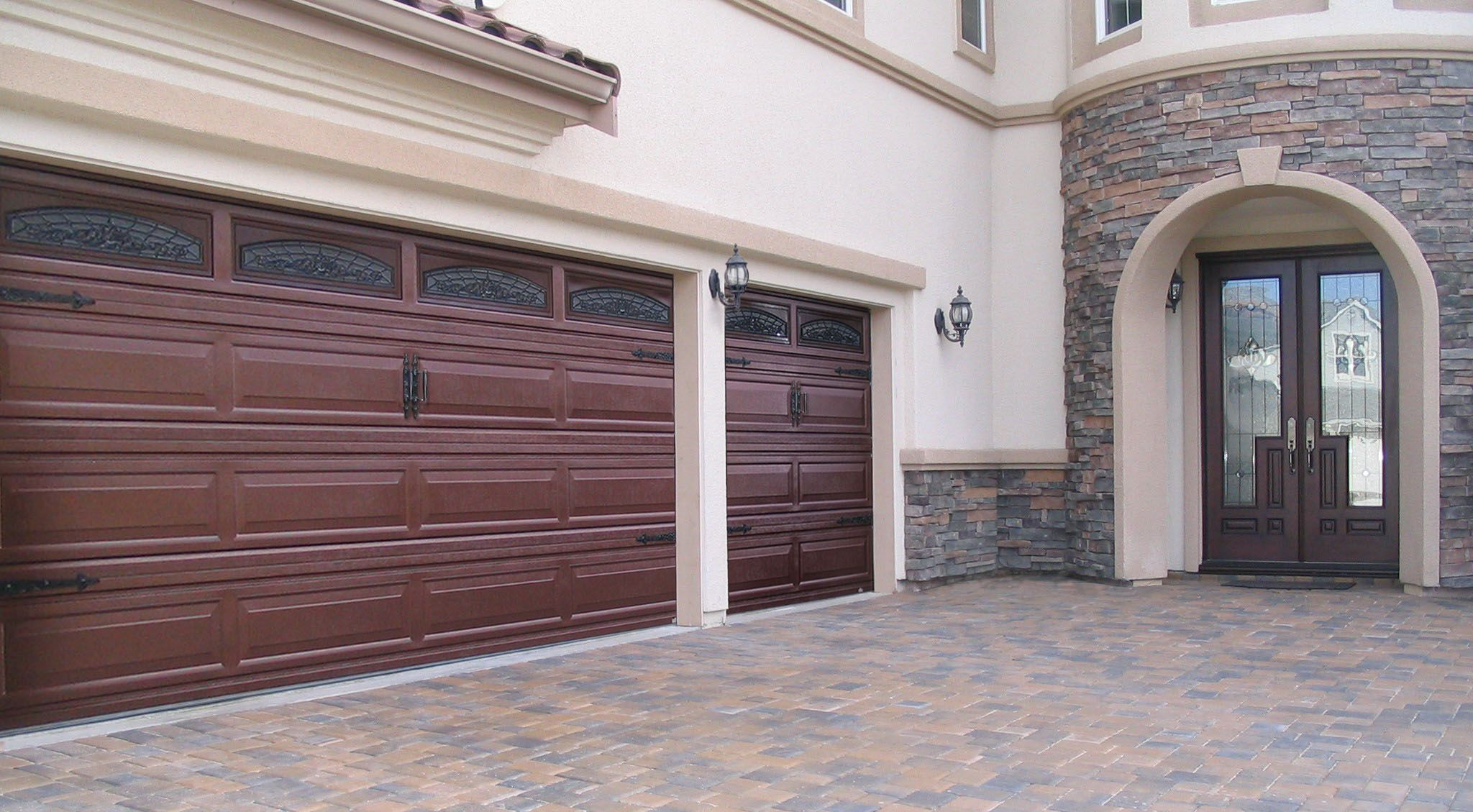 Is It Better To Match The Garage Door To The Front Door Or To The Trim