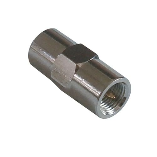 4 AWG TEMCo Butt Splice Connector Tin Plated Copper Uninsulated Gauge One Count