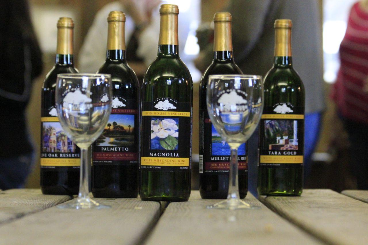 Raise A Glass Irvin House Vineyards Celebrates 10th Annual Blessing Of The Vines Festival Glass Vineyard Vines