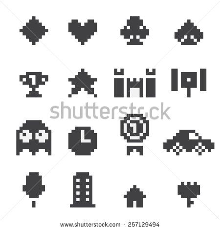 8 bit stock images royalty free images vectors