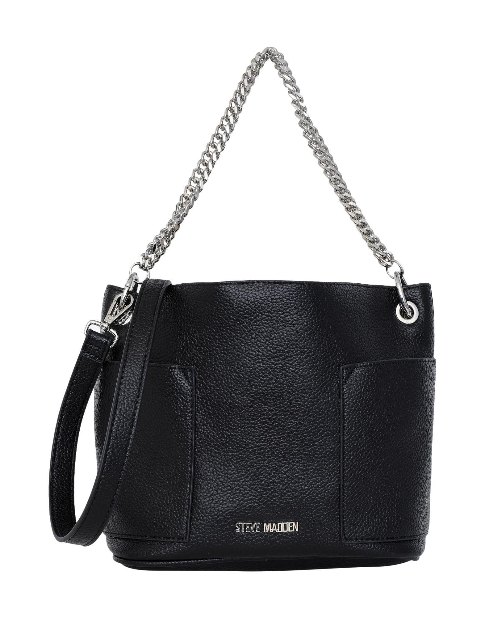 steve madden black bag