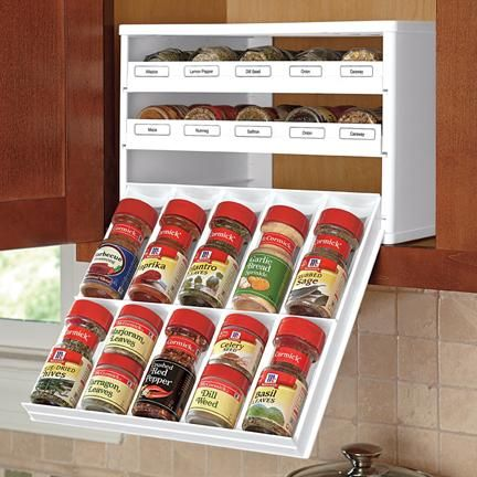 freshfinds com cooking gadgets tools chef s edition spice organizer with images on kitchen organization gadgets id=58778