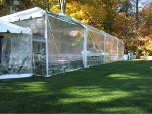 Clear tent sidewalls in Chicago Suburbs. & Clear tent sidewalls in Chicago Suburbs.   -16161116-   Pinterest ...