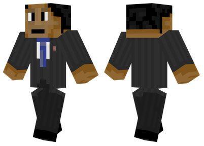 Barack Obama Skin For Minecraft PE Httpminecraftpedownloadcom - Skin para minecraft pe de obama