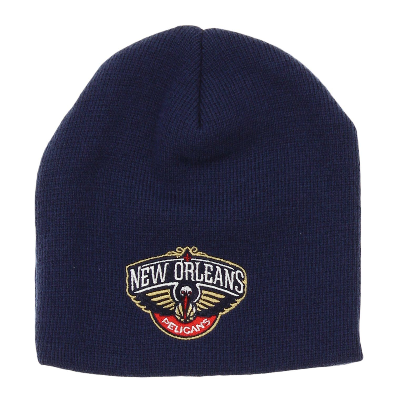 Adidas Nba Toddlers New Orleans Pelicans Basic Cuffless Knit