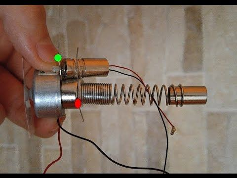 free energy generator resonator used as free energy light bulb youtube