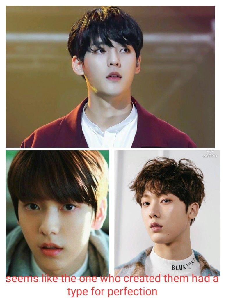Can T Believe How Similar They Look Soobin Minhyuk Sanha Txt Btob Astro Bighit Kpopidolslookalike